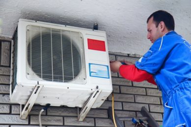 Air Conditioning Installation in Your Home